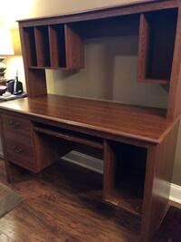 Desk with attached hutch Bel Air, 21014