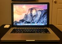 MacBook Pro (2012) great condition! Markham, L3S 3P7