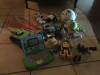 Assorted kids toys Tulare, 93274