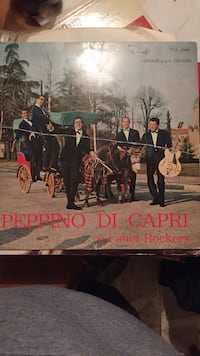 Disco in vinile di Peppino Di Capri Lercara Friddi, 90025