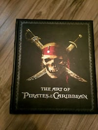 The Art of The Pirates of the Caribbean  Mississauga, L5B 2C9