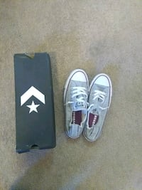 Limited edition converse Norwich, 06360