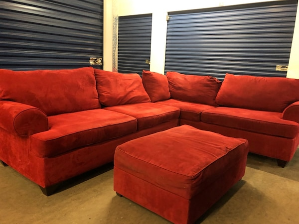 Collections Of Bloomfield Storage Ottoman