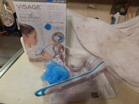 VISAGE ROTATING SPA BRUSH NEW - $10 (MONROVIA, MD 21770) Monrovia