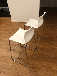 2 bar stools (total price listed)