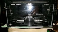 JVC CAR STEREO USB BLUETOOTH CD LIKE NEW!
