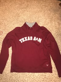 Texas A&M VS Pink pullover