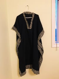 Black and white long sleeve dress Vaughan, L6A 3A5