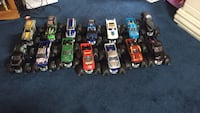 1/24 scale monster truck toys