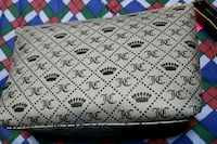 white and black leather wallet Baltimore, 21217