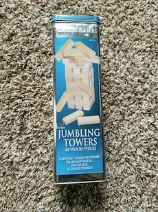 jumbling towers how to play