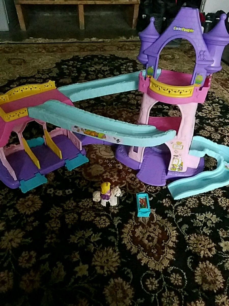 Photo Little People Play set