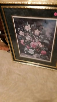 red and white petaled flowers painting Lynn Haven, 32444