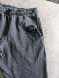 Roots mens sweat pants