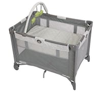 Bassinet - Graco - Pack 'n Play On the Go Playard - WITH Mattress Manassas Park