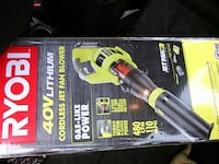 Blower brand new  value 159.00