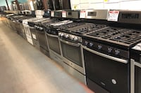New stainless steel gas stove 10% off