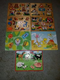 Wooden puzzles Ashburn