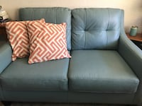 Brand New Leather Loveseat from Ashley Furniture