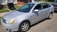 2009 Ford Focus Detroit