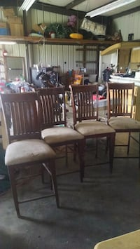 Set of 4 Highback Dining Chairs  Hartsville, 29550