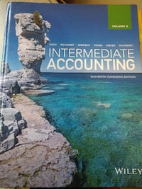 Intermediate Accounting Volume 2 Eleventh Canadian Edition null