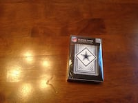 NFL playing card box Dallas Cowboys
