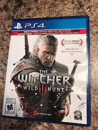The witcher 786 km