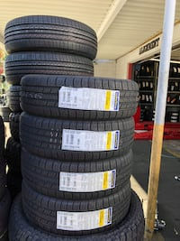 185/65R15 SET OF 4 GOODYEAR TIRES ON SALE ⭐⭐WE FINANCE NO CREDIT NEEDED  Concord, 94518