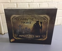 NEW Darkest Night miniatures set Alexandria, 22206