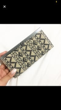 Patterned Wallet (FREE w/ a purchase of $10/over) Toronto, M6A 2T9