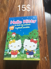 Hello Kitty 3 DVD Drummondville, J2A