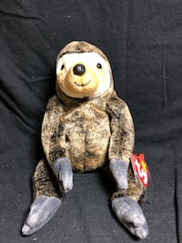 SLOTH BEANIE BABY GREAT DEAL Rehoboth, 02769