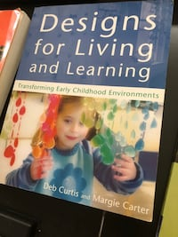 Designs for living and learning book sells for $35 online almost new Burnaby, V5E