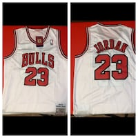 AUTHENTIC Chicago Bulls 97-98 MJ Road Jersey.  Bowie, 20720