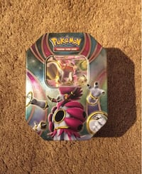 Pokemon Tin Calgary