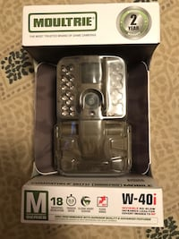 MAKE OFFER MOULTRIE W-40i MANAGEMENT SERIES TRAIL CAMERA 18MEGA PIXELS Inwood, 25428