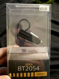 black and gray wireless headphones in box Calgary, T2A 5X6
