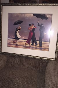 The Singing Butler by Jack Vettriano.  Johnson City, 37601