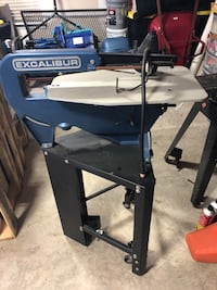 Excalibur Scroll Saw Ashburn
