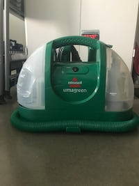Bissell Little Green Machine carpet cleaner Seattle, 98115