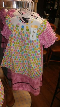 baby's white and multicolored shirt Navarre, 32566