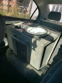 Alpine Sub and Amp Mount Pearl, A1N 1S3