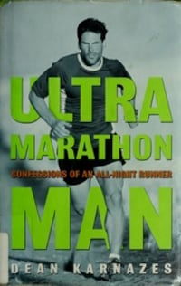"Book ""Ultra Marathon Man"" by Dean Karnazes"