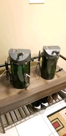 2 Eheim Canister Filters 2215 & 2217