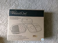 Pampered Chef Tray DeForest, 53532