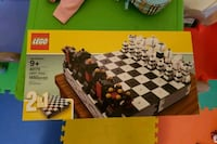 Lego Chess Set.  Markham, L6B 0T4