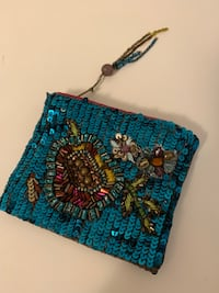 Beautiful coin purse brand new Vancouver, V5N 5N1