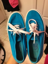 Baby blue vans Havelock, 28532