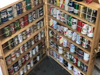 Assorted  beer cans very old Chittenango, 13037